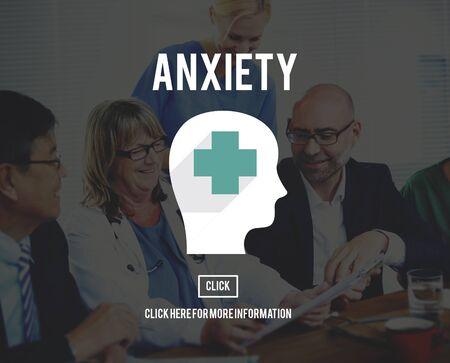 trastorno: Trastorno de ansiedad aprehensi�n concepto m�dico
