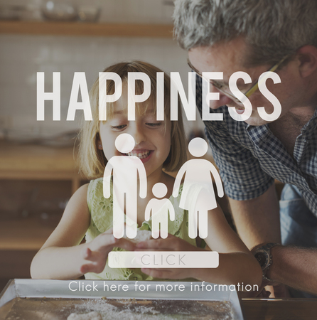 grand daughter: Love Home Care Happiness Parenting Concept
