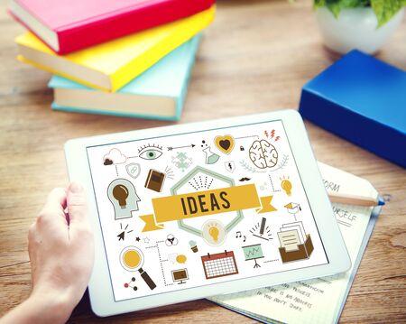 Ideas de Acción Plan de Diseño Estrategia Táctica Propuesta Concept