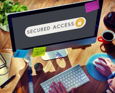 verification: Secured Access Accessible Verification Security Concept