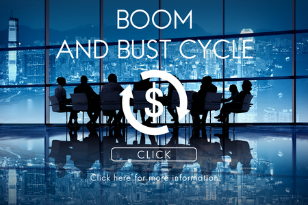 financial cycle: Financial Business Economics Cycle Concept