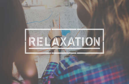 the next life: Relax Relaxation Peace Serenity Concept