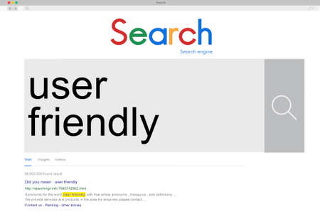 accessible: User Friendly Accessible Usable Easy Member Concept