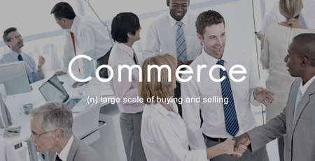 consumerism: Commerce Consumerism Shopping Selling Retail Concept Stock Photo