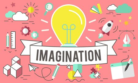 envision: Imagination Thinking Ideas Creativity Suggestion Concept