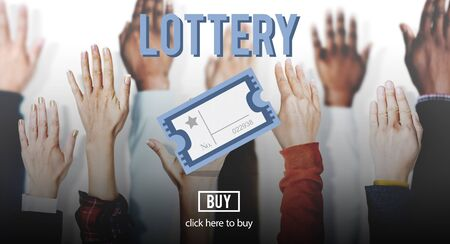 bet: Lottery Bet Betting Jackpot Lucky Money Scratch Concept