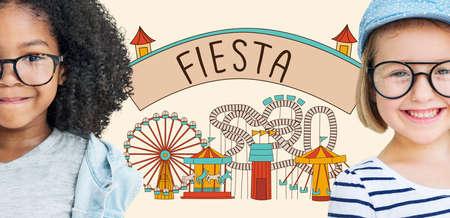enjoyment: Fiesta Celebrate Enjoyment Event Fiesta Happiness Concept