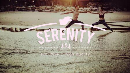 nonviolence: Serenity Calm Free Tranquility Peace Solitude Concept