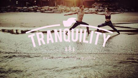 nonviolence: Tranquilty Peace Quiet Solitude Freedom Concept