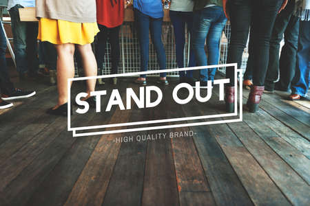 stand out: Stand Out Ideas Inspiration Real Reality True Concept