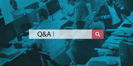 qa: Q&A Question and Answer Explanation Response Reply Concept