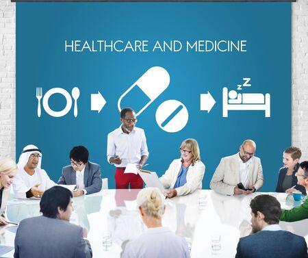eastern medicine treatment: Healthcare Medicine Medication Medical Health Concept