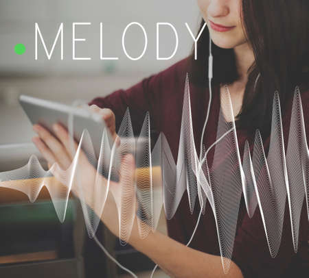 octave: Melody Chord Note Octave Performance Detail Concept