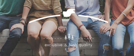 exclusive: Brand Branding High Quality Exclusive Concept