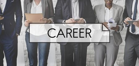 professional occupation: Career Job Occupation Professional Recruitment Concept