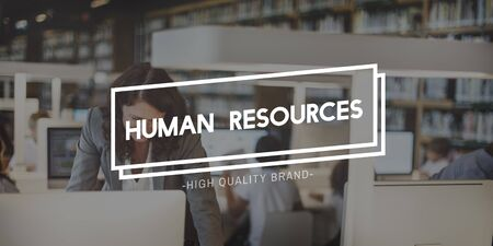 expertise: Human Resources Career Employment Expertise Concept