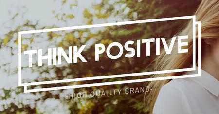 unleashed: Positive Thinking Freedom Unleashed Concept