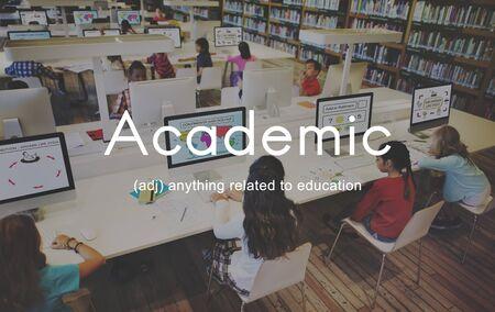 Educación Concepto de Aprendizaje Académico Colegio Universitario