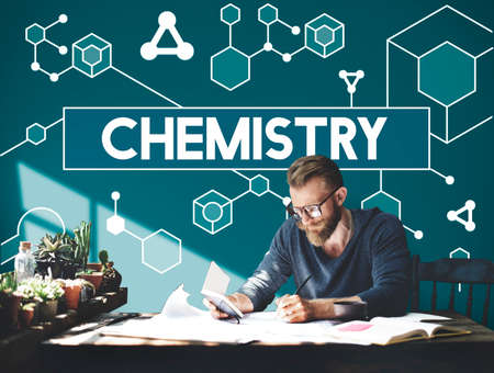 subject: Chemistry Science Research Subject Education Concept
