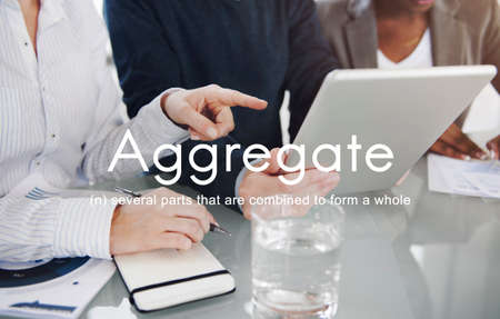 assemble: Aggregate Assemble Accumulate Gather Unity Concept