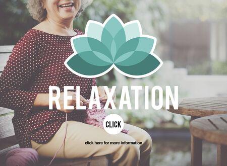 Relax Relax Chill Out Pace Riposo serenità Concetto