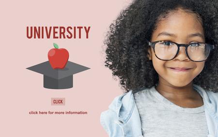 information age: University Education Graduation Successful College Concept