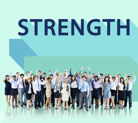 Strength Analysis Maketing Planning Theory Swot Concept Stock Photo
