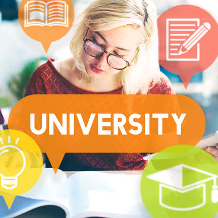 book reviews: University Research Education College Concept