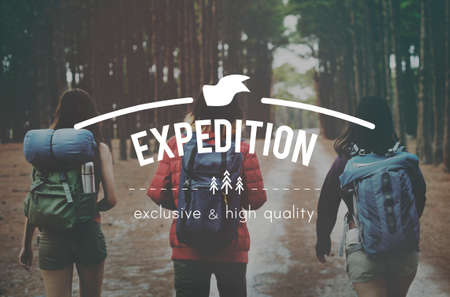 expedition: Expedition Adventure Traveling Exploration Journey Concept