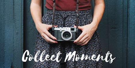 cobrar: Momentos recoger recuerdos Experiencia Inspire Concept