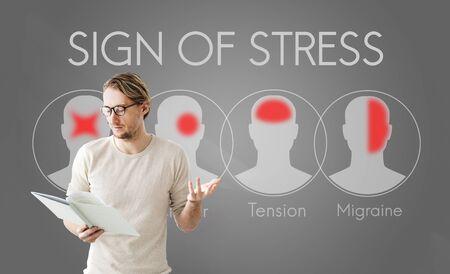 symptom: Headache Symptom Migraine Tension Cluster Concept