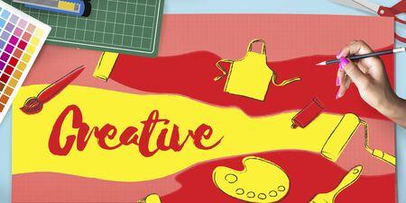 Color Design Creative Art Artwork Concept