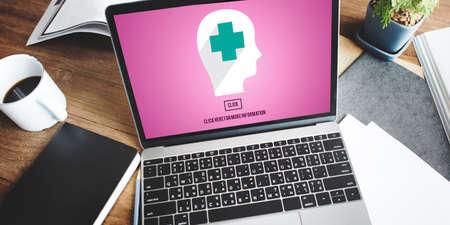 solve: Medic Healthcare Consultant Solve Care Concept