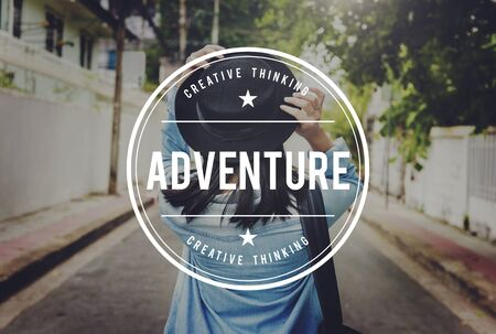 expedition: Adventure Destination Expedition Lifestyle Concept