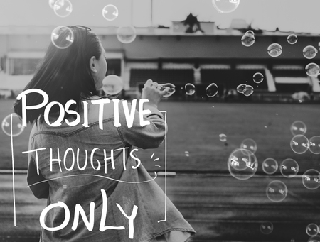 thoughts: Lifestyle Positive Thoughts Mind Life Concept