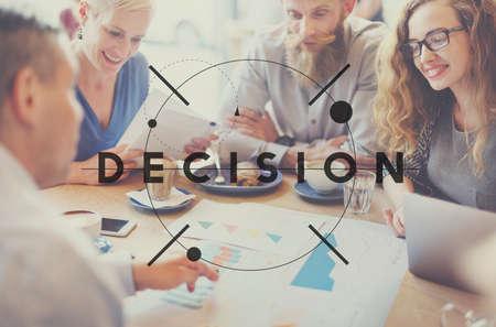 decide: Decision Choice Conclusion Decide Resolution Concept