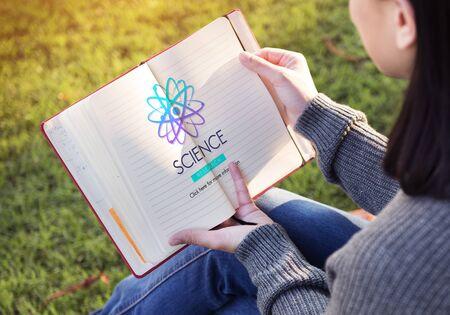 soumis: Science Education Experimental Innovation Subject Concept Banque d'images