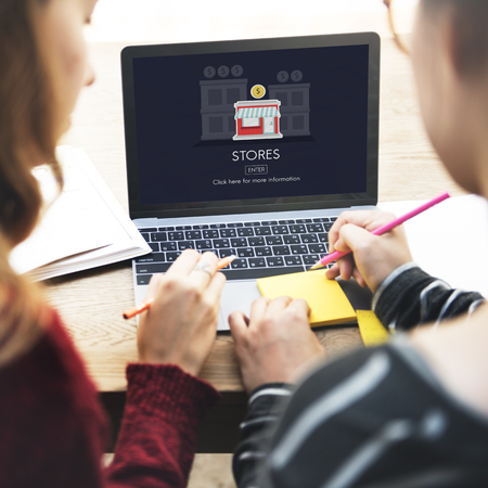 business opportunity: Stores Shops Business Opportunity Investment Concept
