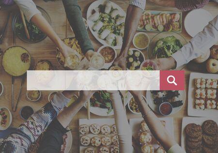 wine trade: Search Internet Network Icon Brand Concept