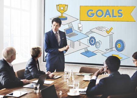 aspiration: Goals Mission Motivation Aspiration Target Concept