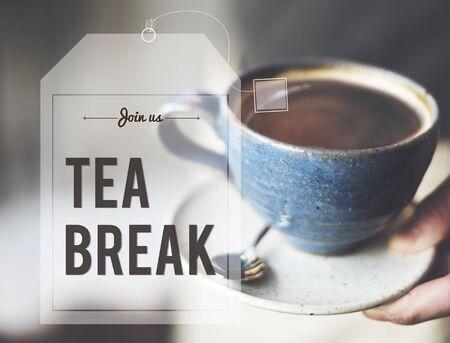 coffee time: Break Tea Coffee Time Relax Concept