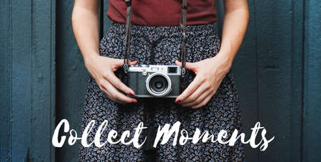 recoger: Collect Moments Memories Experience Inspire Concept
