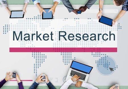 consumer: Market Research Analyze Consumer Feedback Concept