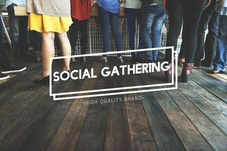 Concepto Unidad Grupo Sociedad Comunidad Evento social