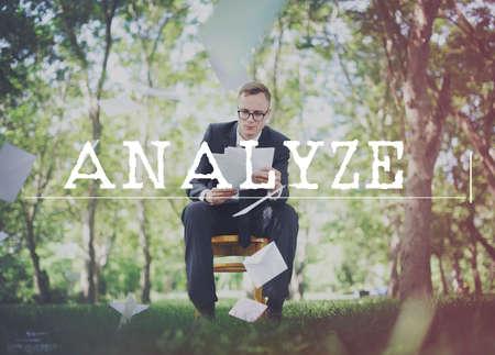 to analyze: Analyze Insight Information Understand Concept