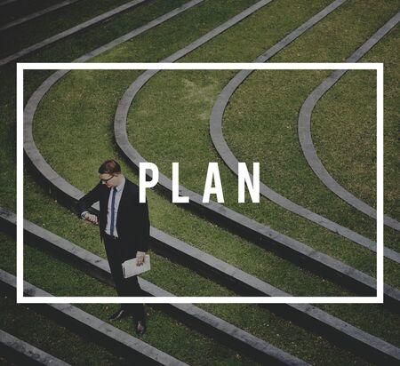 Business Plan Réunion Idées Création Concept