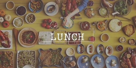 visitador medico: Reataurant Cena Almuerzo Lunc concepto de restauraci�n