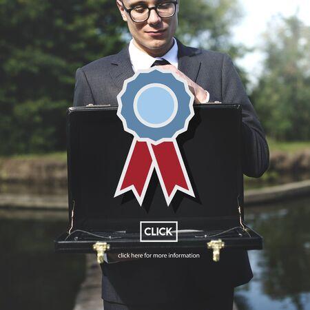 Warranty Guarantee Guaranty Quality Certificate Concept Stock Photo