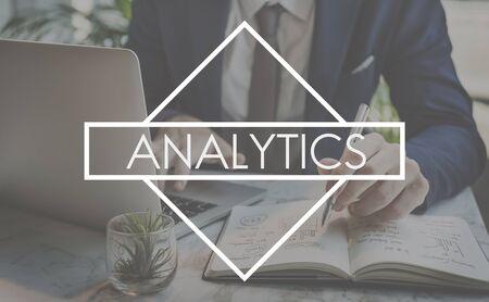 to analyze: Analytics Analyze Analysis Information Concept