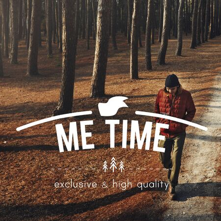 puntual: Me Time Lifetime Punctual Schedule Management Concept
